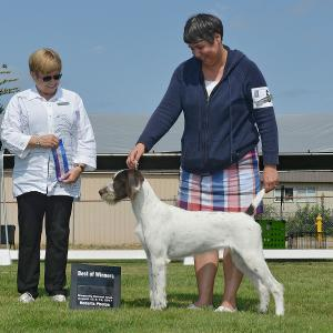 Ziggy winning her first major